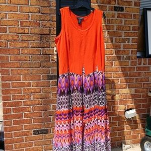 Ashley Stewart Plus Size Dress Casual Size 18/20